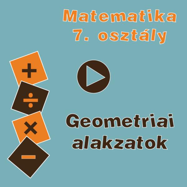 7osztGeometriaiAlakzatok