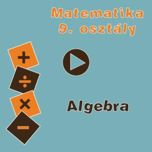 9osztAlgebra