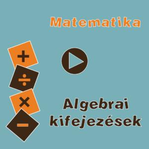 AlgebraiKifejezesek